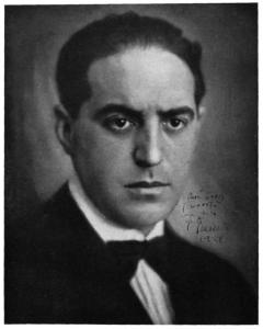 Retrato de Gregorio Marañón (Wikipedia).