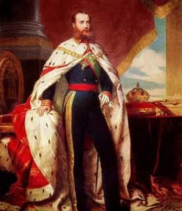 Maximiliano I de México.