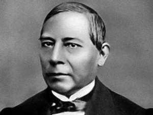 Benito Juárez.
