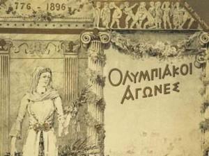 Juegos Olímpicos de Atenas 1896.