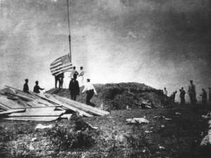 Guerra hispano-estadounidense.