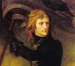 Retrato de Napoleón Bonaparte (Archivo).