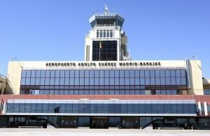 Fachada del aeropuerto madrileño Adolfo Suárez-Madrid Barajas (EFE).