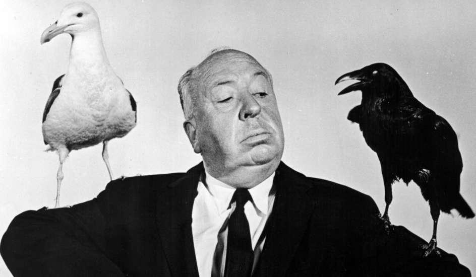El director Alfred Hitchcock (Archivo).