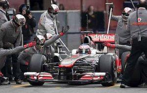 Fórmula 1 (Archivo).