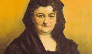 La escritora gallega Emilia Pardo Bazán (Archivo).