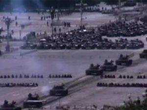Masacre de Tiananmen.