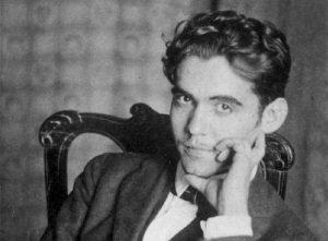 Federico García Lorca en una foto de archivo (EFE).