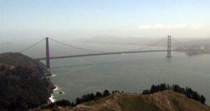 El famoso Golden Gate de San Francisco (ATLAS).