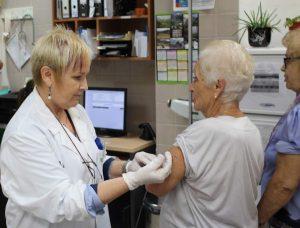 Vacuna contra la gripe (GVA).