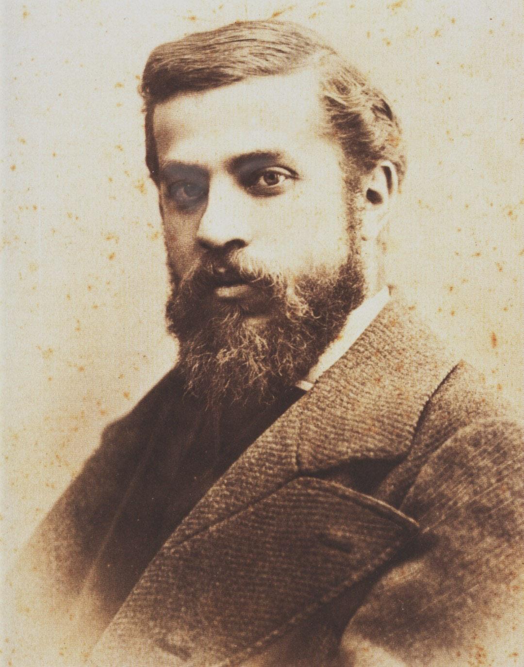Antonio Gaudí (Creative Commons).