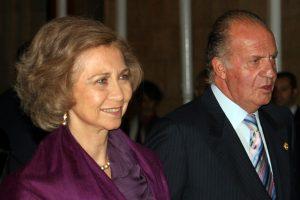 Los reyes de España, Juan Carlos y Sofía (Wikipedia).
