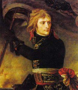 Retrato de Napoleón Bonaparte (ARCHIVO)