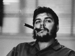 Ernesto Che Guevara (René Burri).