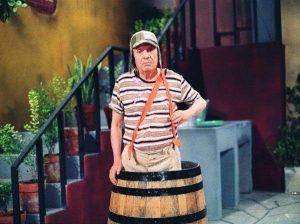 Chespirito, intérprete de El Chavo del Ocho (Archivo).
