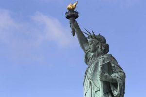 La Estatua de la Libertad (Gtres).