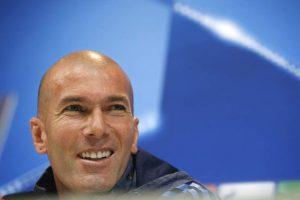 Zinedine Zidane (EFE).