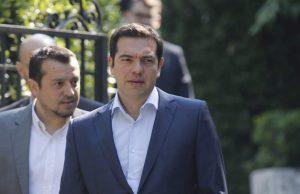 El ministro griego, Alexis Tsipras (EFE/Armando Babani).