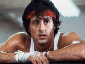 El actor Sylvester Stallone en la piel de Rocky Balboa (Archivo).