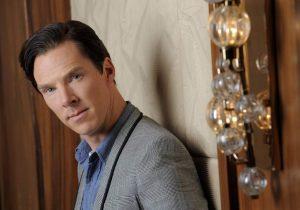 El actor británico Benedict Cumberbatch.