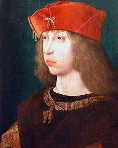 Felipe de la casa Habsburgo.