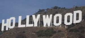 Letrero de Hollywood