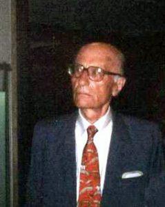 El periodista italiano Indro Montanelli.