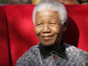 Expresidente de Sudáfrica, Nelson Mandela