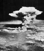 Explosión de la bomba atómica sobre Hiroshima (EFE)