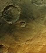 Evidencias de que hubo agua en Marte (EFE)