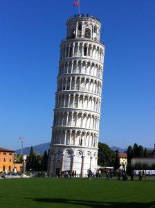 Torre de Pisa (Wikipedia).