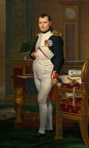 Napoleón Bonaparte.