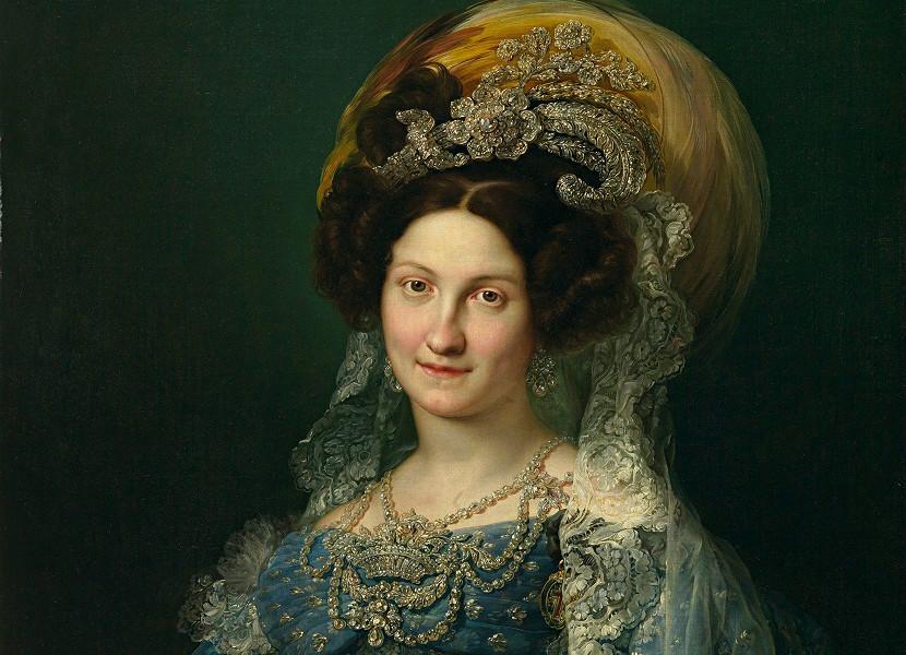 María Cristina de Botbón