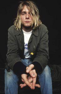 Kurt Cobain, líder de Nirvana (EFE).
