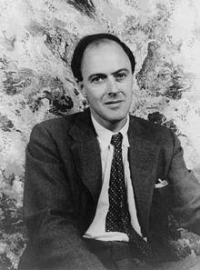 El escritor británico Roald Dahl.