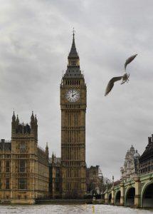 El Big Ben londinense (Gtres).