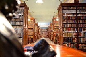 Biblioteca de la Real Academia Española (RAE).