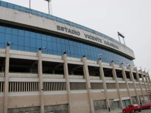 Estadio Vicente Calderón (Europa Press).