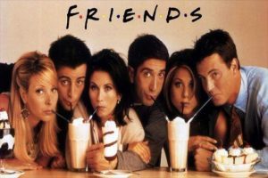 Friends (Archivo).