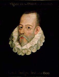 Miguel de Cervantes (Wikipedia).