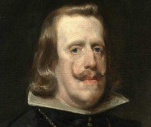 Retrato de Felipe IV (ARCHIVO)
