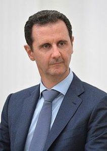 El presidente sirio Bashar al-Ásad