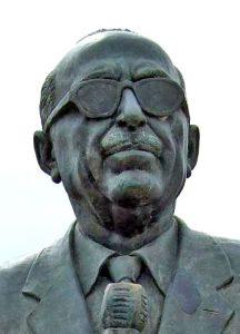 Busto de Matías Prats Cañete en Córdoba (Creative Commons).