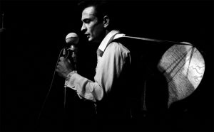 Johnny Cash, en una imagen de archivo