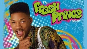 Will Smith en el Príncipe de Bel Air. (YOUTUBE).