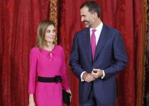 Los reyes de España, Letizia y Felipe (Europa Press).