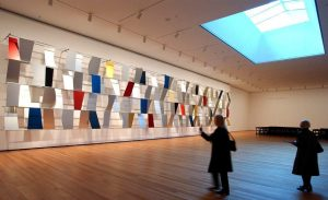 El MoMA de Nueva York en su reapertura (Gtres).
