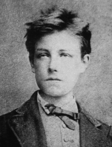 Arthur Rimbaud (Creative Commons).