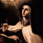 Santa Teresa, según Velázquez