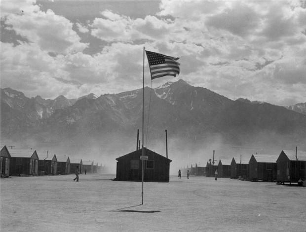 Campo de Recolización de Manzanar